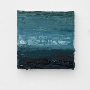 Jake Aikman | Expanse | 2016 | Oil on Canvas | 15 x 15 cm