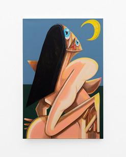 Callan Grecia | TRANSFORM | 2021 | Acrylic on Canvas | 76 x 51 cm