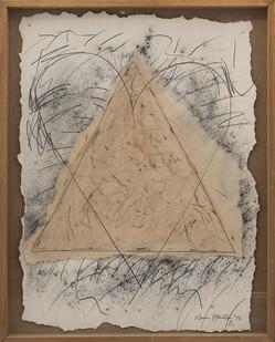 Kevin Atkinson | Object Box (2) | 1976 | Mixed Media | 78 x 63 cm