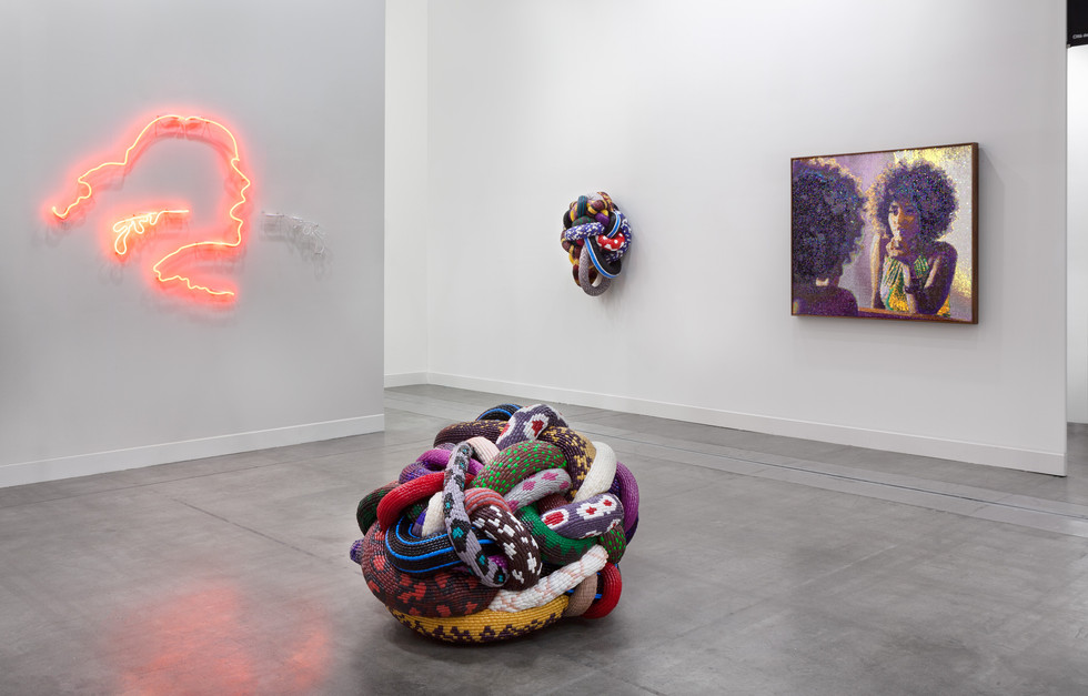 Frances Goodman | MiArt | 2019 | Installation View