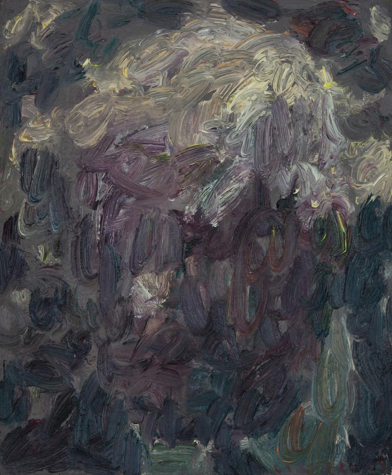 Anton Karstel   Prime Minister   2013   Oil on Canvas   30 x 25 cm