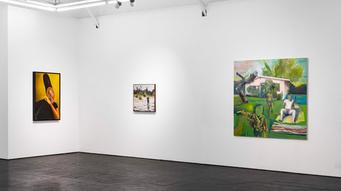 IN YOUR SHADOW - Masking Realities   2021   Installation View