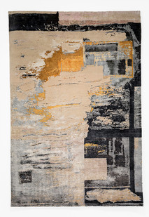 Sepideh Mehraban | Untitled II | 2018 | Silk and Wool Tapestry | 301 x 203 cm | Edition of 3