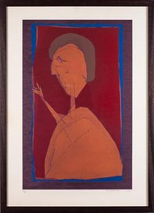 Fred Schimmel | Untitled | 1975 | Print on Paper | 70 x 50 cm