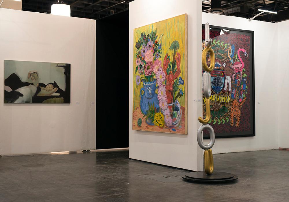 FNB Joburg Art Fair   2016   Installation View