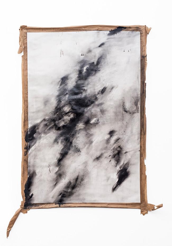 Alexandra Karakashian | Conditions Towards III | 2019 | Oil on Canvas | 151 x 102 cm