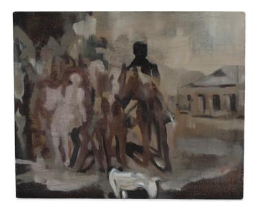 Kate Gottgens | Vision | 2014 | Oil on Canvas | 45.5 x 55.5 cm