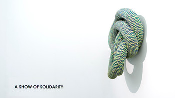A Show of Solidarity Group Exhibition 04.06.20 – 31.07.20  Cape Town