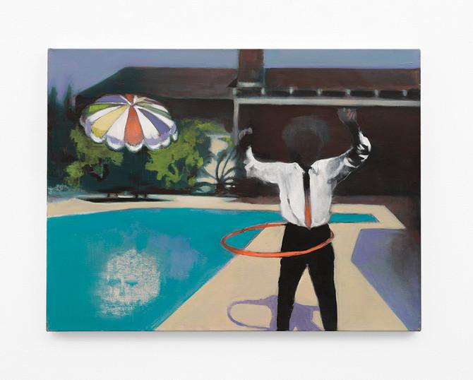 Kate Gottgens | The Empty Hours | 2020 | Oil on Canvas | 68 x 90 cm