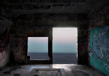 Giovanni Ozzola | Quando la luce trasforma | 2015 | Giclée Print on Epson Hot Press Natural Paper | 150 x 216 cm