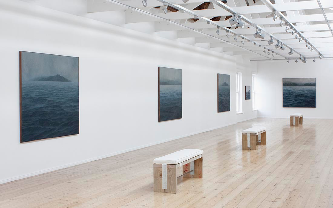 Jake Aikman | At the Quiet Limit | 2013 | Installation View