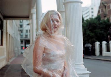 Jana Babez Terblanche | Leave me breathless #2 | 2014 | Photographic Print on Cotton Rag | 43 x 63 cm