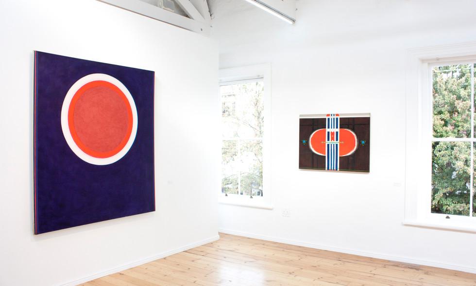 Hannatjie van der Wat | In Retro: Seventy-Year Career Survey (1943 – 2013) | 2013 | Installation View