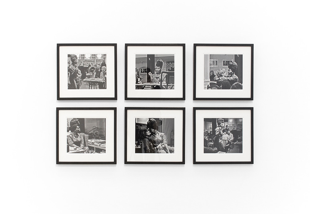 Lhola Amira | Being Lhola Amira I - VI | 2016 | Giclée Black and White Print on Hanhemühle German Etching Paper | 31 x 33 cm Each | Edition of 3 + 2 AP