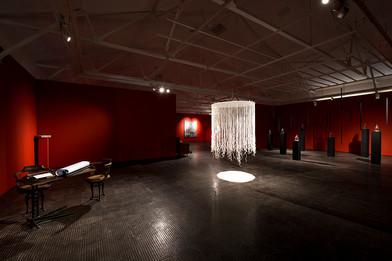 Lhola Amira | SINKING: Xa Sinqamla Unxubo | 2018 | Installation View