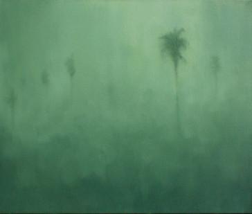 Jake Aikman   N13.273029, W88.615433   2013   Oil on Canvas   51 x 61cm