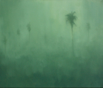 Jake Aikman | N13.273029, W88.615433 | 2013 | Oil on Canvas | 51 x 61cm