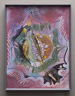 Christo Coetzee | Abstract | 1965 | Oil on Canvas | 63 x 47.5 cm