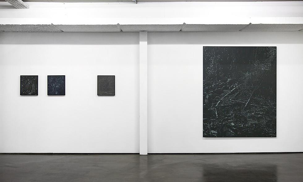 Peter Eastman   Coldstream   2017   Installation View