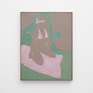 Kate Gottgens | Icecream | 2017 | Oil on Canvas | 90 x 69 cm