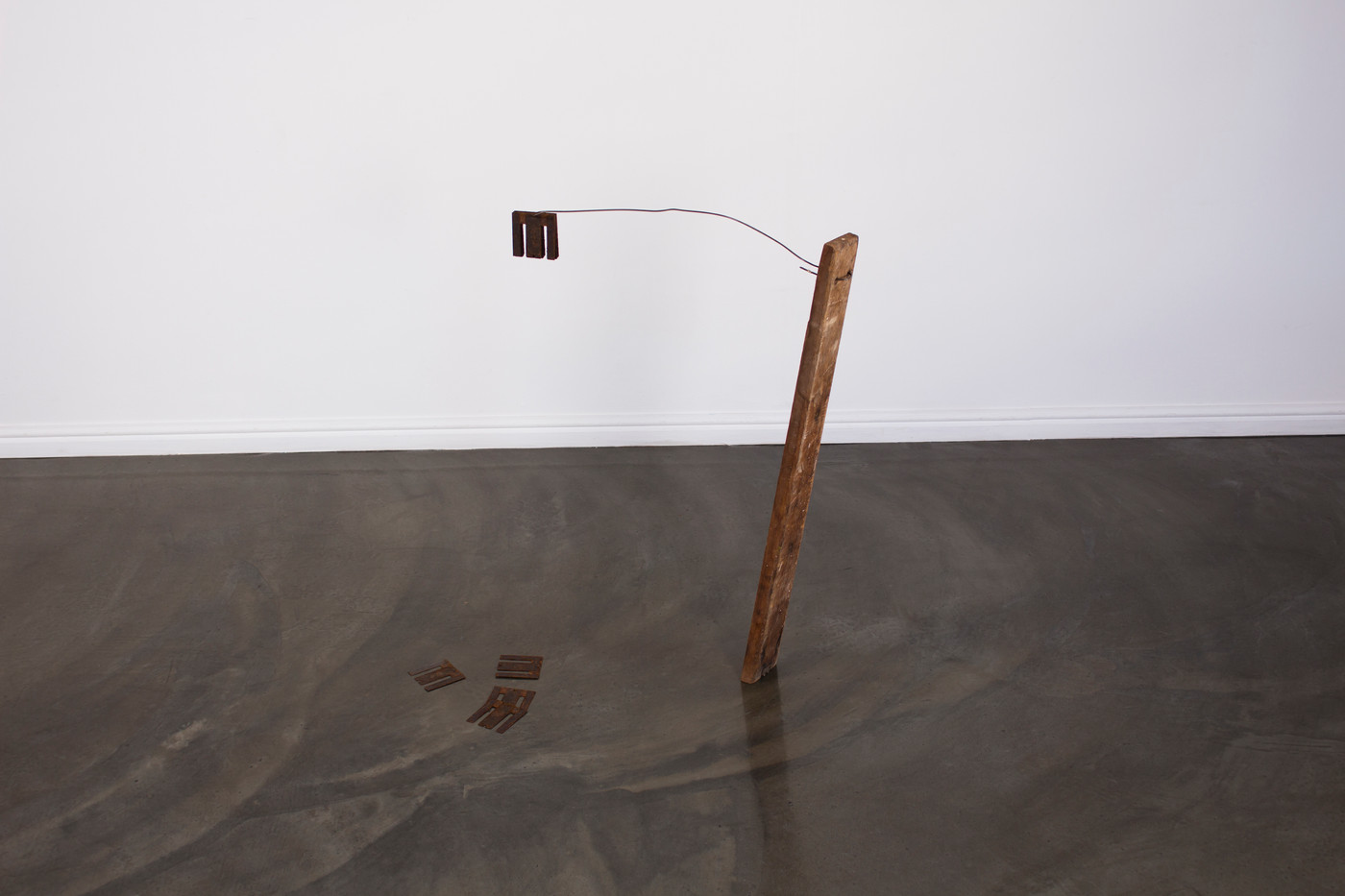 Ruann Coleman | Adaptor | 2013 | Found Objects | Dimensions Variable