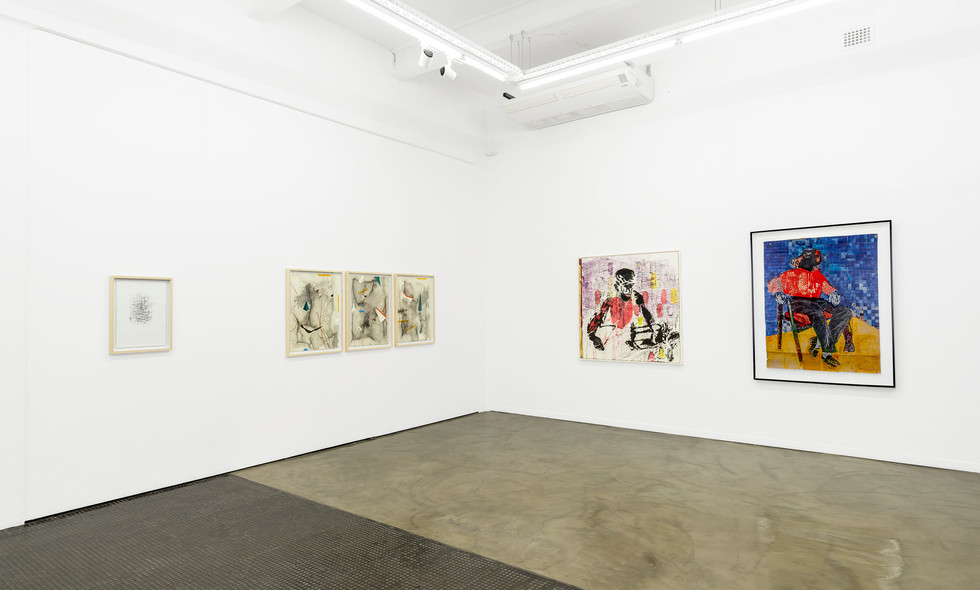 That Was Then   2019   Installation View