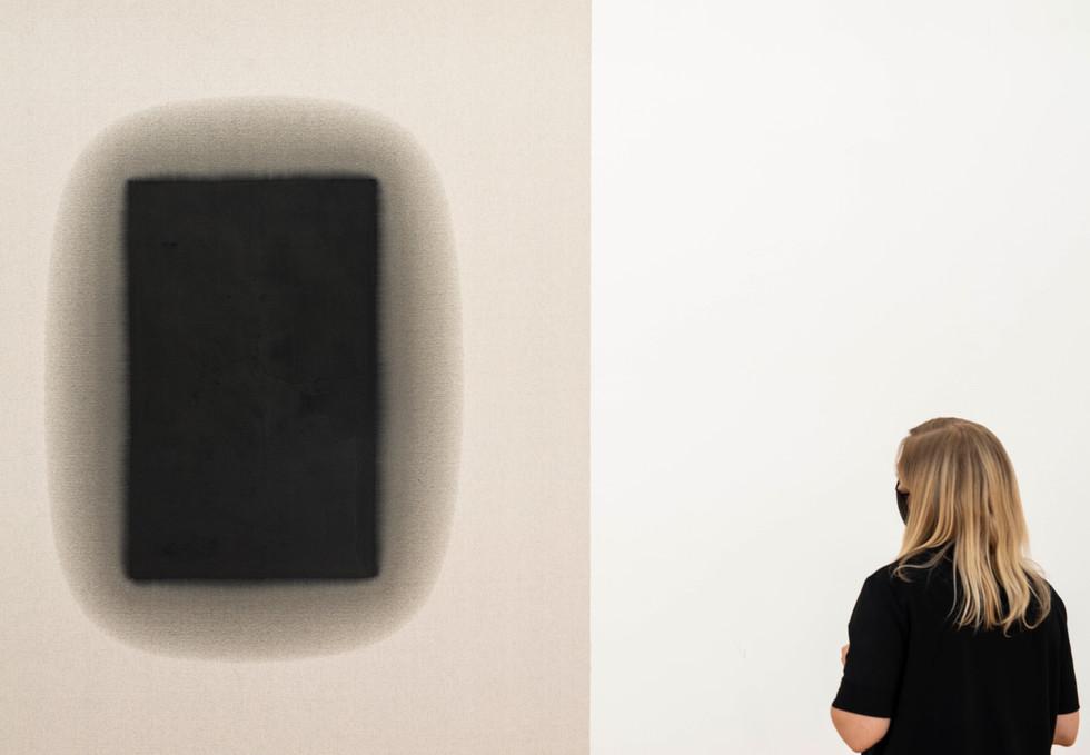 Black Luminosity | 2021 | Installation View