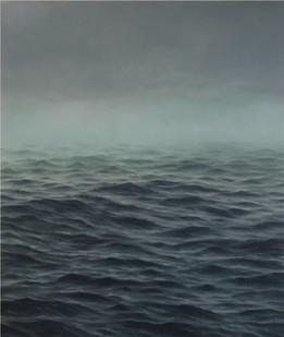 Jake Aikman | Disappear | 2016 | Oil on linen | 60 x 40 cm