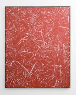 Peter Eastman | Riverbank II | 2018 | Oil on Aluminium | 185 x 148 cm