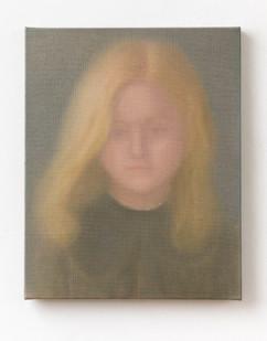 Chechu Álava | Melancholia | 2020 | Oil on Canvas | 41 x 33 cm