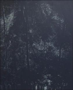 Peter Eastman   Coldstream IV   2017   Oil on Aluminium   185 x 150 cm