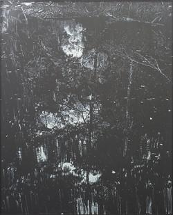 Peter Eastman   Coldstream II   2017   Oil on Aluminium   175 x 150 cm