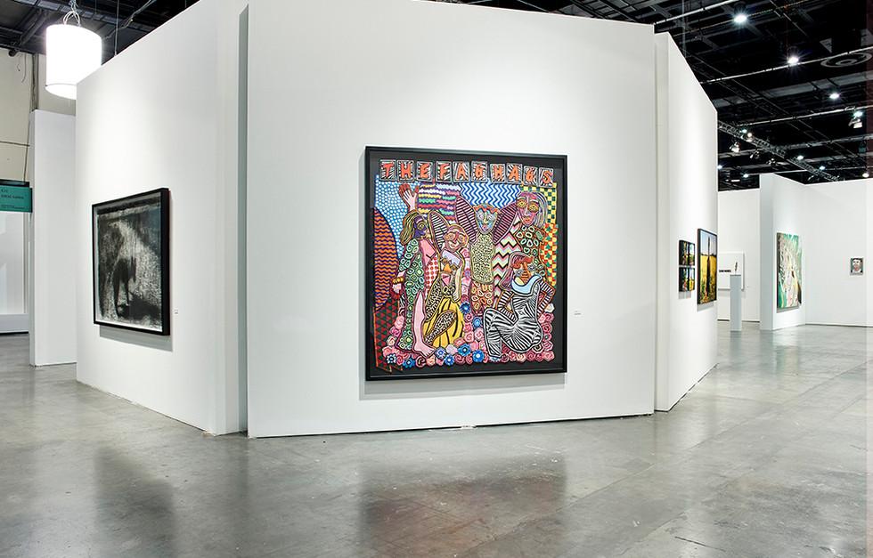 FNB Joburg Art Fair | Main Section | 2017 | Installation View