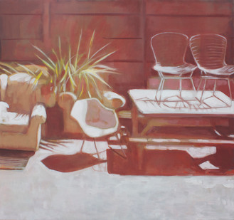 Kate Gottgens | Auction Lot | 2013 | Oil on Canvas | 77 x 80 cm