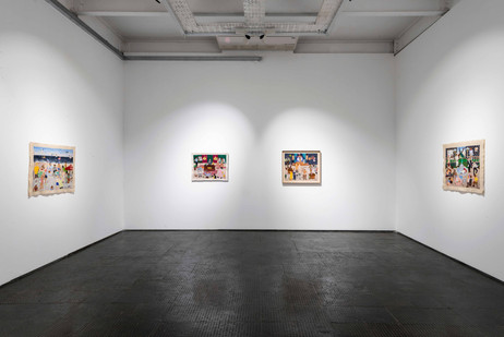 Michaela Younge | 2020 | Installation View