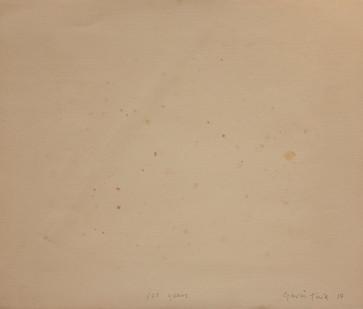 Gavin Turk | 100 Years | 2014 | Paper | 26 x 30.5 cm