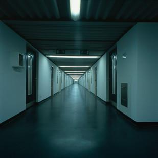 Abrie Fourie | Le-Corbusier-Haus, Spandau, Berlin, Germany | 2008 | Lightjet Print Diasec | 120 x 120 cm | Edition of 3