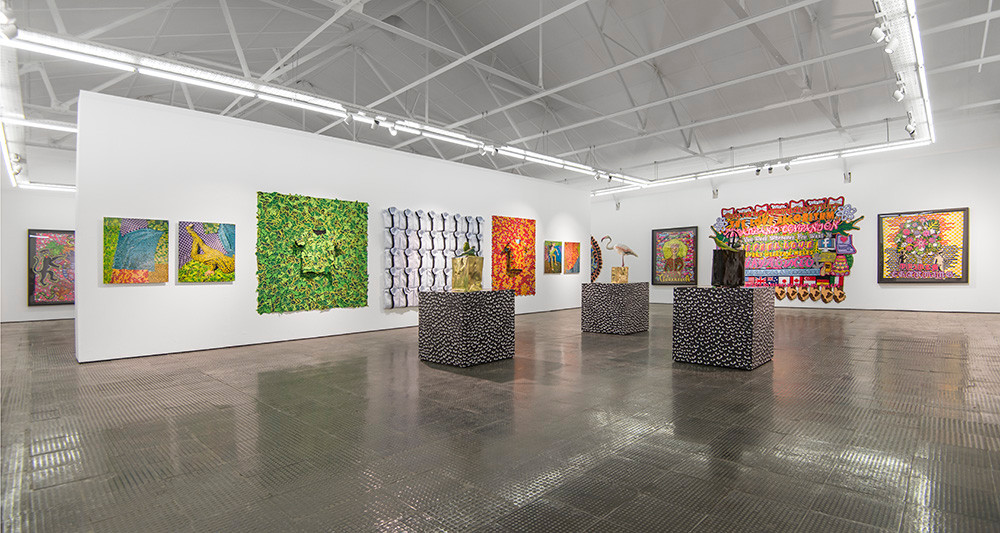 Jody Paulsen | Pushing Thirty | 2017 | Installation View