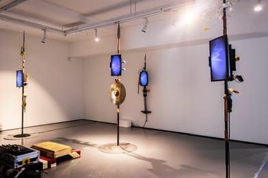 Masimba Hwati | Sokunge / As if | 2019 | Installation View