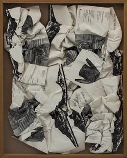 Kevin Atkinson | Object Box (5) | 1976 | Mixed Media | 70 x 50 cm