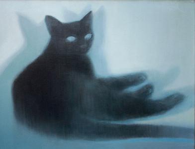 Sanell Aggenbach | Murmur | 2008 | Oil on Canvas | 40 x 50 cm