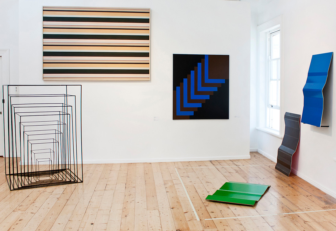 BACK TO THE FUTURE: Abstract Art in South Africa Past and Present | 2013 | Installation View