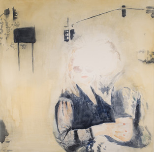 Uwe Wittwer | Doppelportrait (Double Portrait) | 2012 | Watercolour on Paper | 127 x 111.5 cm