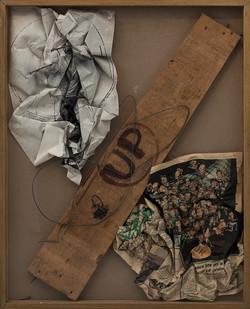 Kevin Atkinson | Object Box (1) | 1976 | Mixed Media | 78 x 63 cm