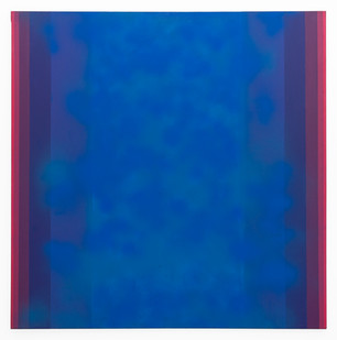 Kevin Atkinson   Untitled   n.d   Acrylic on Canvas   152.5 x 152.5 cm