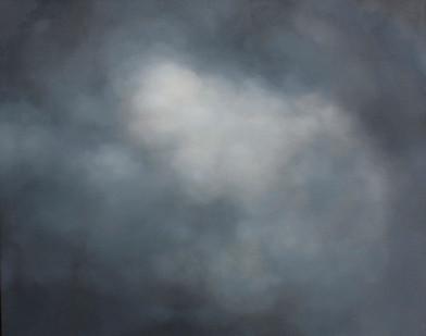 Jake Aikman   N11.53974, W85.61698   2013   Oil on Canvas   61 x 76 cm