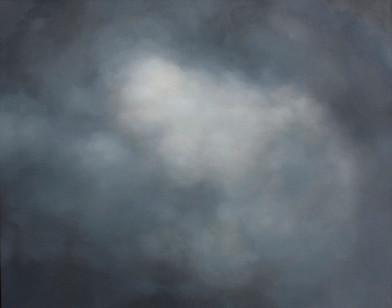 Jake Aikman | N11.53974, W85.61698 | 2013 | Oil on Canvas | 61 x 76 cm