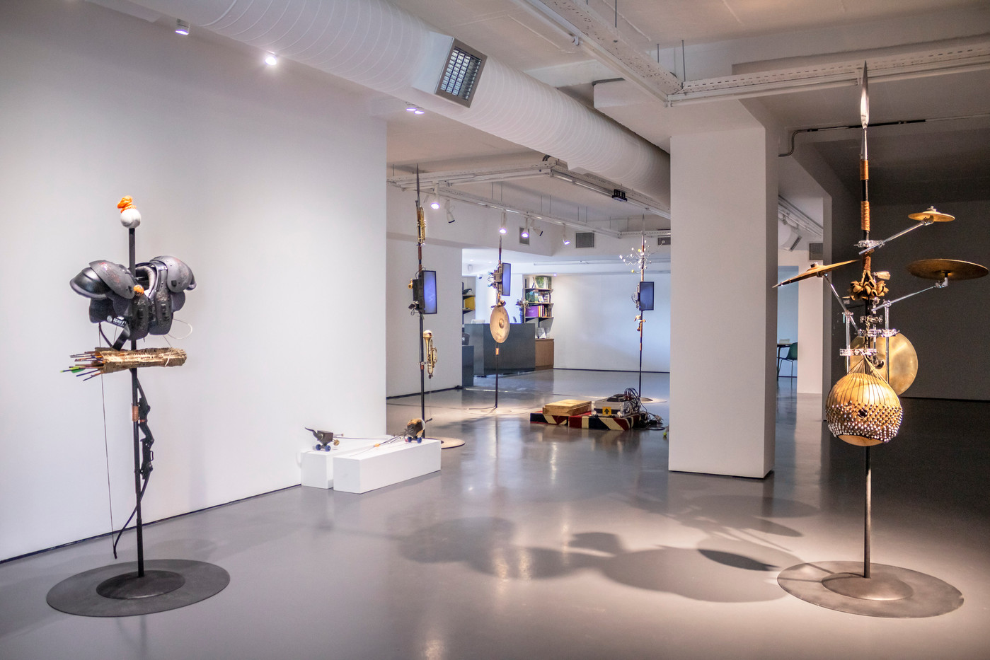 Masimba Hwati   Sokunge / As if   2019   Installation View