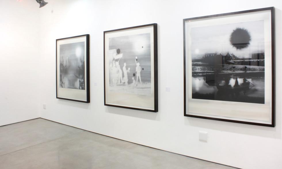 Uwe Wittwer | New Works | 2012 | Installation View