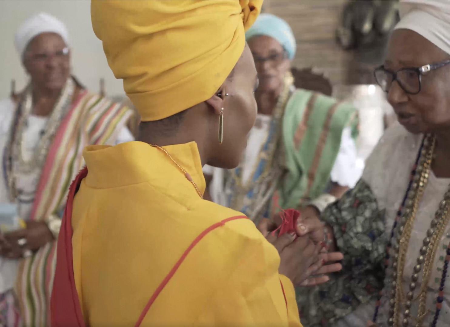 Lhola Amira | IRMANDADE: The Shape of Water in Pindorama | 2018-2020 | Video HD, Single Channel Sound | 00:16:13 | Film Still